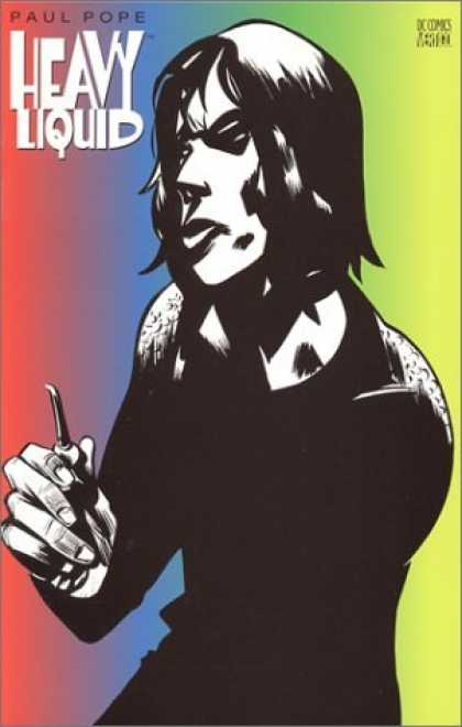 Bestselling Comics (2006) - Heavy Liquid by Paul Pope