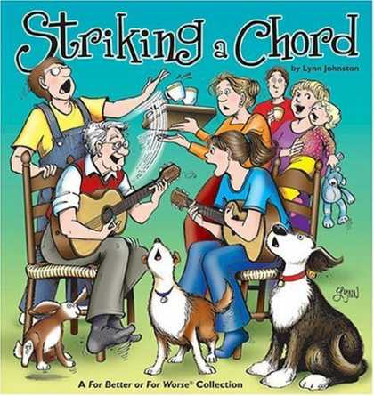 Bestselling Comics (2006) - Striking A Chord: A For Better or For Worse Collection by Lynn Johnston