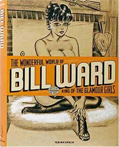Bestselling Comics (2006) - The Wonderful World of Bill Ward, King of the Glamour Girls (Various)