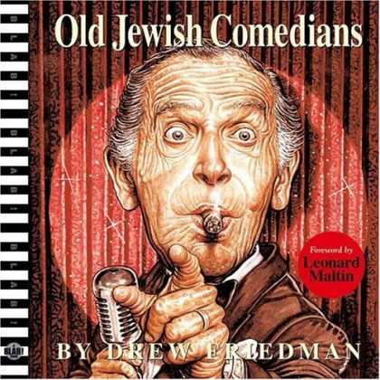 Bestselling Comics (2006) - Old Jewish Comedians (A BLAB! Storybook) by Drew Friedman