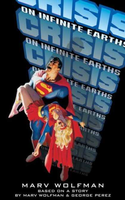 Bestselling Comics (2006) - Crisis on Infinite Earths by Marv Wolfman