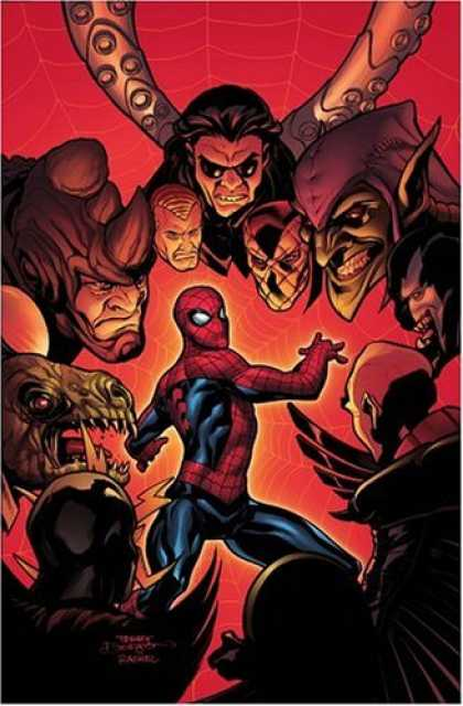 Bestselling Comics (2006) - Marvel Knights Spider-Man Vol. 3: The Last Stand by Mark Millar - Spider Man - Trapped - Criminals - Villans - Monsters