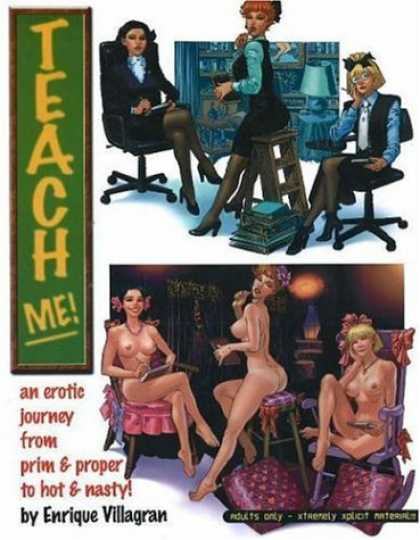 Bestselling Comics (2006) - Teach Me! An Erotic Journey by NA