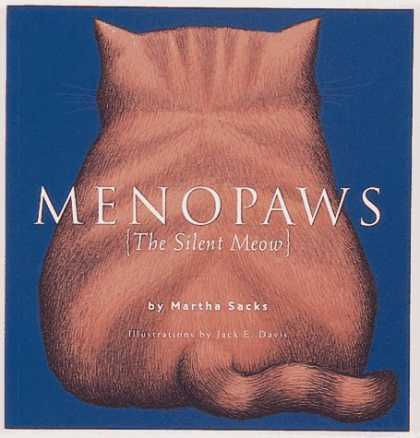 Bestselling Comics (2006) - Menopaws: The Silent Meow by Martha Sacks