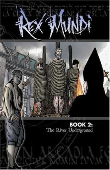 Bestselling Comics (2006) - Rex Mundi Volume 2: The River Underground by Arvid Nelson