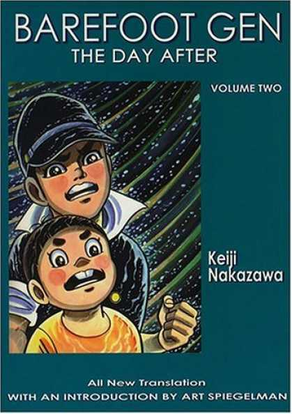 Bestselling Comics (2006) - Barefoot Gen Volume Two: The Day After by Keiji Nakazawa - Barefoot Gen - The Day After - Volume Two - Cap - Art Spiegelman