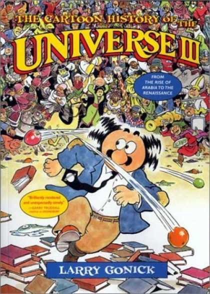Bestselling Comics (2006) - The Cartoon History of the Universe III: From the Rise of Arabia to the Renaissa