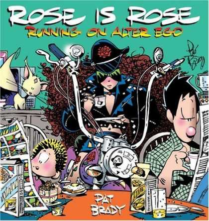 Bestselling Comics (2006) - Rose Is Rose Running on Alter Ego (Rose Is Rose) by Pat Brady