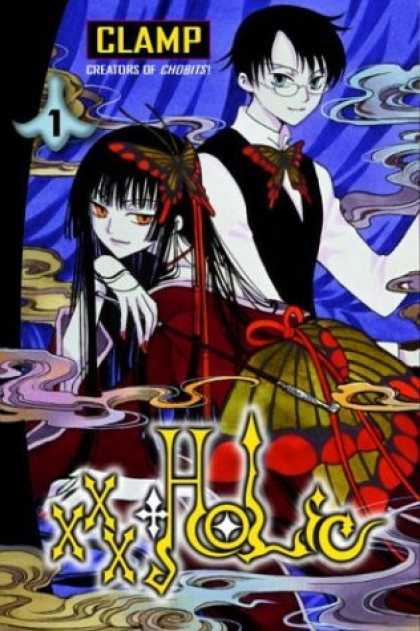 Bestselling Comics (2006) - Xxxholic, Vol. 1 by Clamp - Clamp - Creators Of Chobits - Girl - Mist - Boy