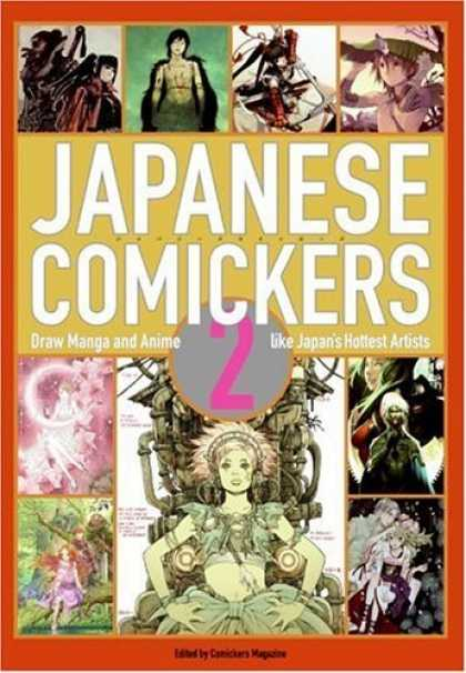 Bestselling Comics (2006) 2099 - Draw Manga And Anime - Like Japans Hottest Artists - One Lady - Hat - One Man