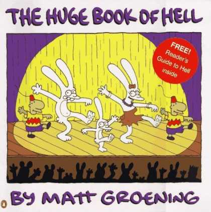 Bestselling Comics (2006) - The Huge Book of Hell by Matt Groening