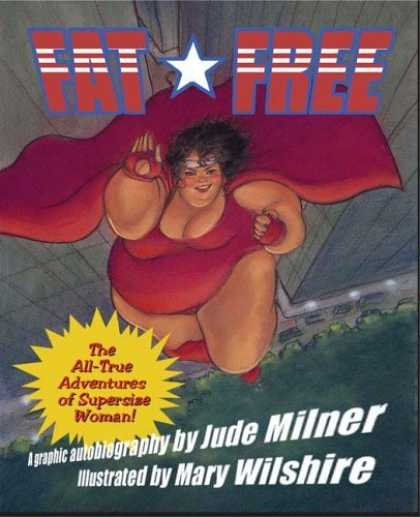 Bestselling Comics (2006) 2118 - Fat Free - Woman - Supersize - Jude Milner - Mary Wilshire