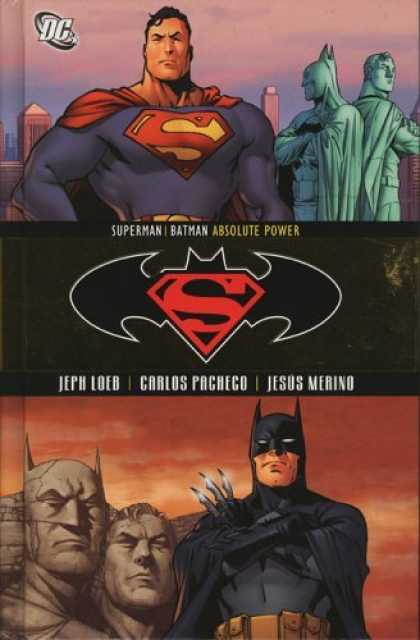 Bestselling Comics (2006) - Superman/Batman: Absolute Power - Volume 3 (Superman (Graphic Novels)) by Jeph L
