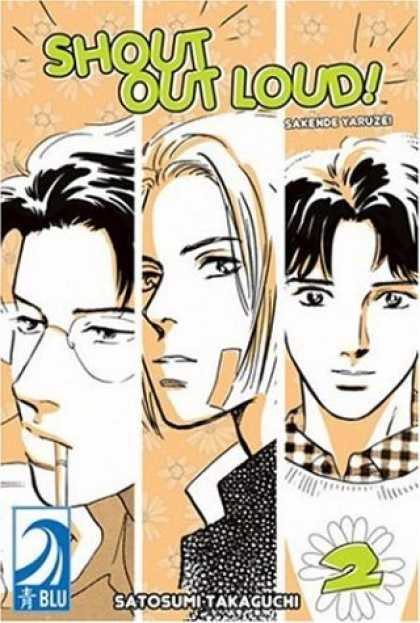 Bestselling Comics (2006) - Shout Out Loud! Vol. 2 - Who Will Get Her - Men Behind One Women - Women Playing With Two Men - The Life Of Three People - Dreams Of Three Person