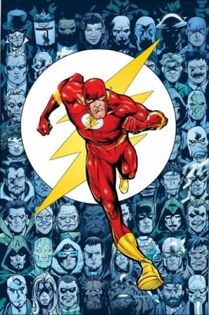Bestselling Comics (2006) - Flash, The: Rogue War (Flash (Graphic Novels)) by Geoff Johns