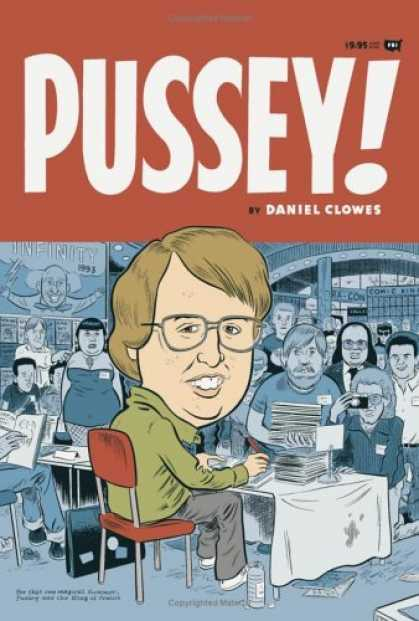 Bestselling Comics (2006) - Pussey! by Daniel Clowes