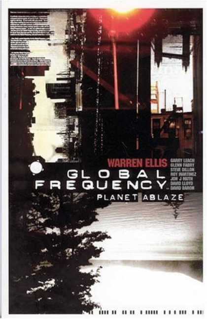 Bestselling Comics (2006) - Global Frequency Vol. 1: Planet Ablaze by Warren Ellis - Global Frequency - Warren Ellis - Planet Ablaze - Sunlight - Scenery