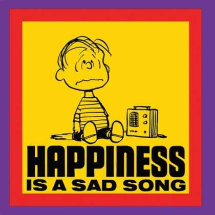 Bestselling Comics (2006) - Happiness is a Sad Song (Peanuts) by Charles M. Schulz