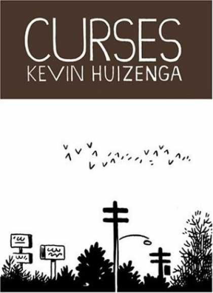 Bestselling Comics (2006) - Curses by Kevin Huizenga