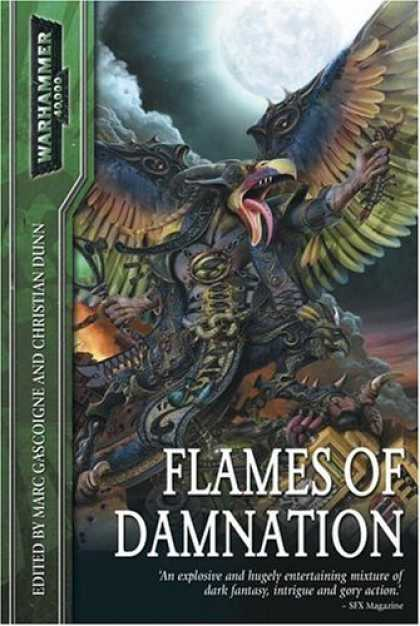 Bestselling Comics (2006) - The Flames of Damnation (Warhammer 40,000 Novels (Paperback)) by Various