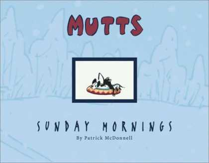 Bestselling Comics (2006) - Sunday Mornings A Mutt Treasury by Patrick McDonnell