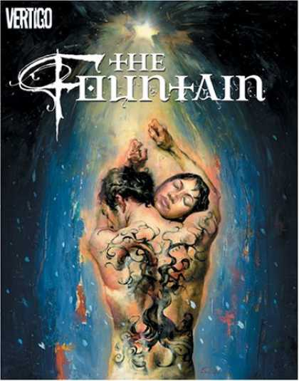 Bestselling Comics (2006) - The Fountain by Darren Aronofsky