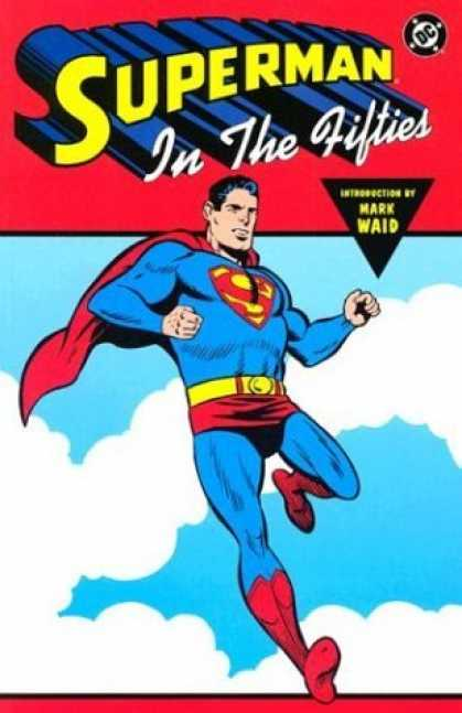 Bestselling Comics (2006) - Superman in the Fifties by Various - Superman - Fifties - Sky - Fly - Clouds