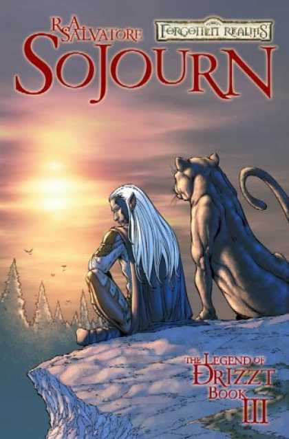 Bestselling Comics (2006) - Forgotten Realms: The Legend of Drizzt Volume 3: Sojourn (Forgotten Realms Nove