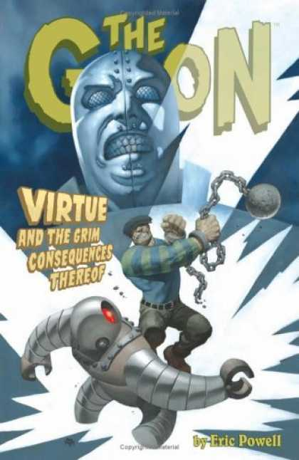 Bestselling Comics (2006) - The Goon Volume 4: Virtue and the Grim Consequences Thereof (Goon (Graphic Novel