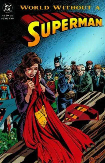 Bestselling Comics (2006) - World Without a Superman by Dan Jurgens