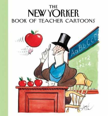 Bestselling Comics (2006) - The New Yorker Book of Teacher Cartoons by