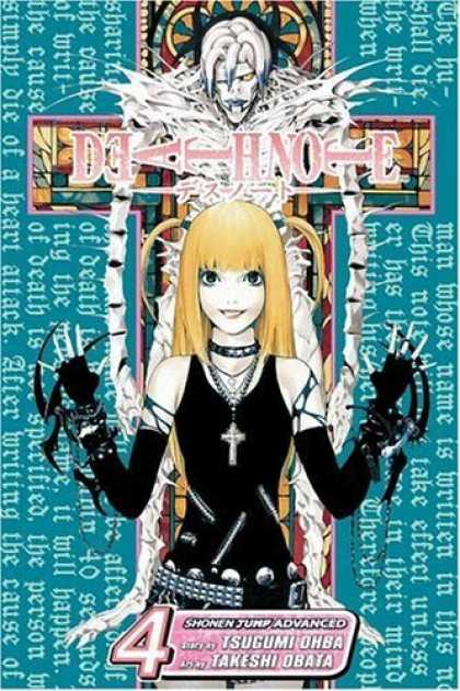 Bestselling Comics (2006) - Death Note, Volume 4 (Death Note) by Tsugumi Ohba