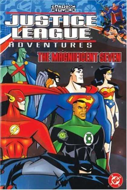 Bestselling Comics (2006) - Justice League Adventures: The Magnificent Seven - Volume 1 (Justice League) by