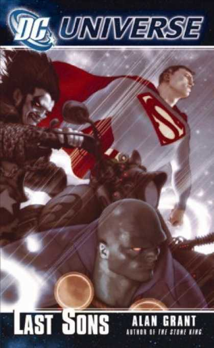 Bestselling Comics (2006) - DC Universe: Last Sons (Dc Universe) by Alan Grant