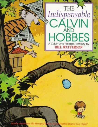 Bestselling Comics (2006) - The Indispensable Calvin And Hobbes by Bill Watterson