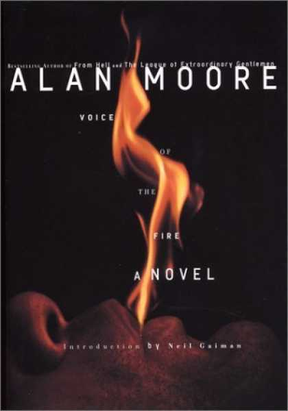 Bestselling Comics (2006) - Voice Of The Fire by Alan Moore - Fire Breather - Alan Moore - From Hell - League Of Extraordinary Gentlemen - Neil Gaimon