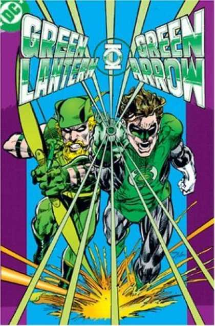 Bestselling Comics (2006) - Green Lantern/Green Arrow Collection - Volume 1 by Dennis O'Neil