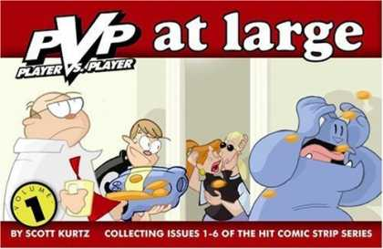 Bestselling Comics (2006) - PvP Volume 1: PvP at Large by Scott Kurtz