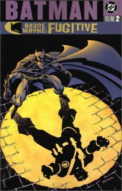 Bestselling Comics (2006) - Batman: Bruce Wayne - Fugitive, Vol. 2 by Greg Rucka