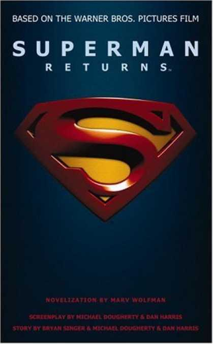 Bestselling Comics (2006) - Superman Returns by Marv Wolfman - Superman - Cape - Film - Warner Bros - Returns