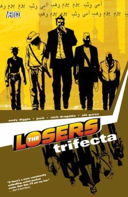 Bestselling Comics (2006) - The Losers (Vol. 3): Trifecta by Andy Diggle