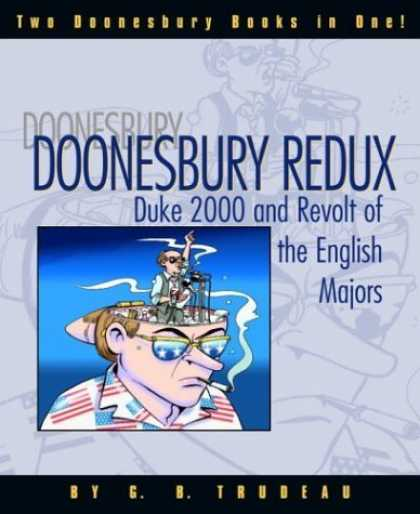 Bestselling Comics (2006) - Doonesbury Redux: Duke 2000 and Revolt of the English Majors by G.B. Trudeau