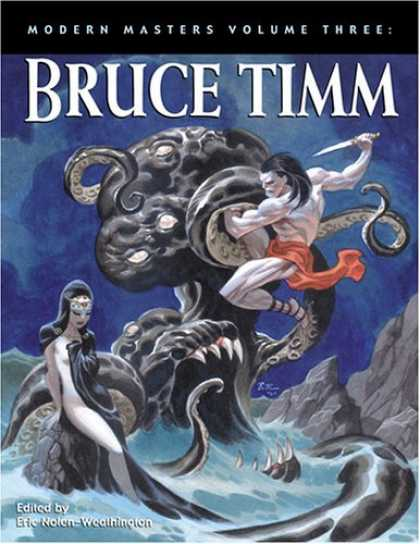 Bestselling Comics (2006) - Modern Masters Volume 3: Bruce Timm by Eric Nolen-Weathington
