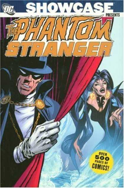 Bestselling Comics (2006) - Showcase Presents: Phantom Stranger (Showcase Presents) by Mike Friedrich