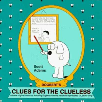 Bestselling Comics (2006) - Clues For The Clueless by Scott Adams