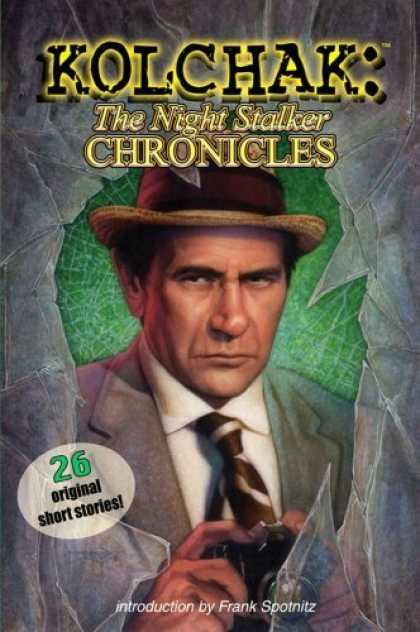Bestselling Comics (2006) - Kolchak: The Night Stalker Chronicles (Kolchak the Nightstalker)