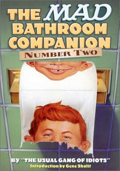 Bestselling Comics (2006) - Mad Bathroom Companion, The: Number Two by The Usual Gang of Idiots