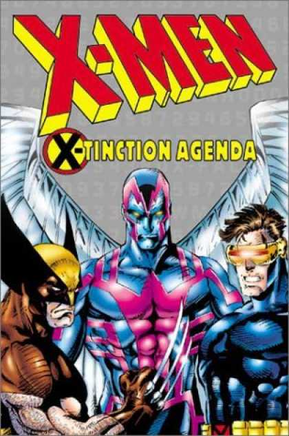 Bestselling Comics (2006) - X-Men: X-Tinction Agenda TPB (X-Men) by Chris Claremont