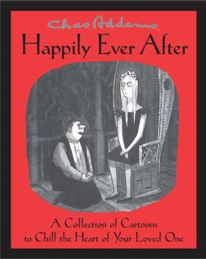Bestselling Comics (2006) - Chas Addams Happily Ever After: A Collection of Cartoons to Chill the Heart of Y