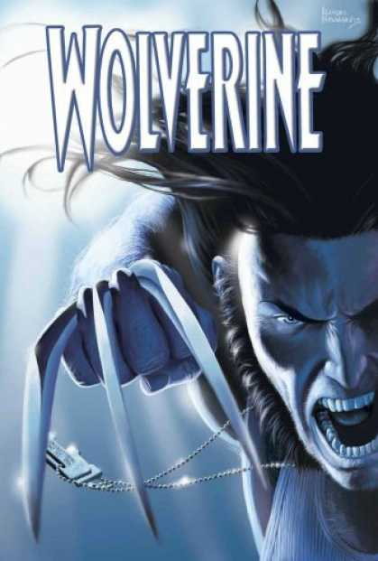 Bestselling Comics (2006) - Wolverine Vol. 2: Coyote Crossing by Greg Rucka - Wolverine - Mutant - Claws - Necklase - Superhero